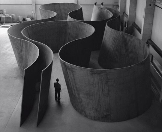 Richard Serra - Inner Optics