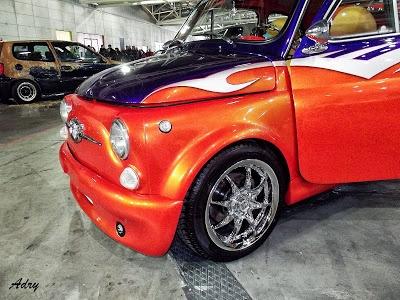 Auto mitiche: Fiat 500 Tuning