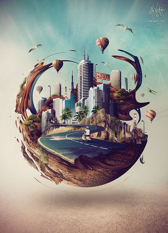 Little-World on Behance