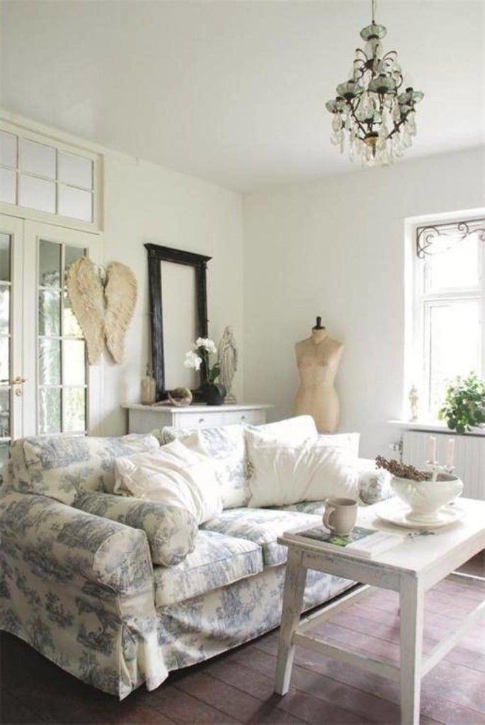 82 Best Shabby Living Room Images On Pinterest Living Room Chic Living Room And Homes