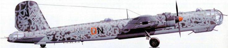 "Heinkel He 177 A-3 ""6N+DN""- 5./KG 100"