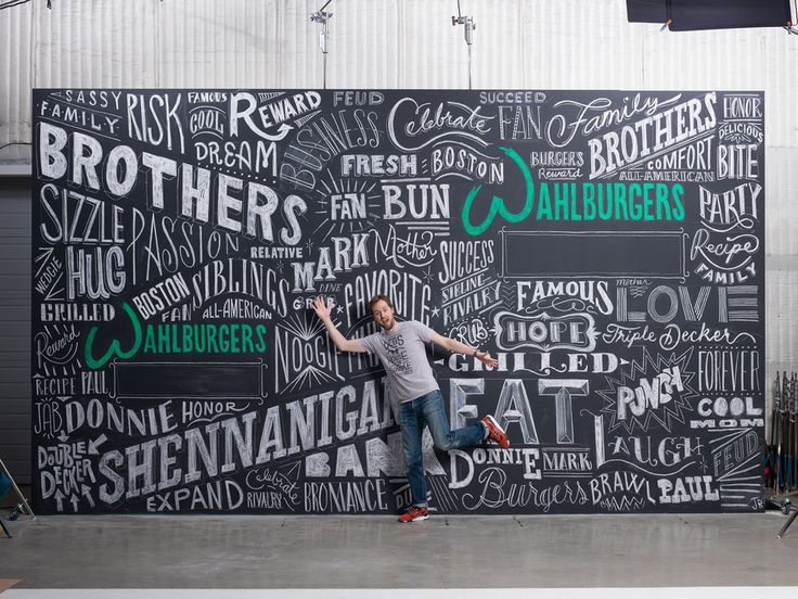 Fun Typographic Designs by Jeff Rogers