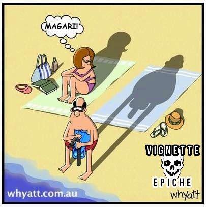 Vignette Epiche: Magari!!!