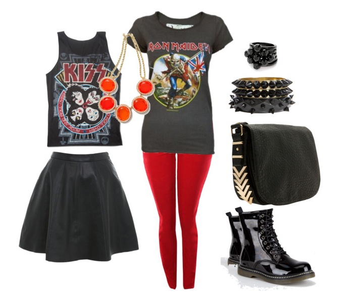 Looks to Rock!