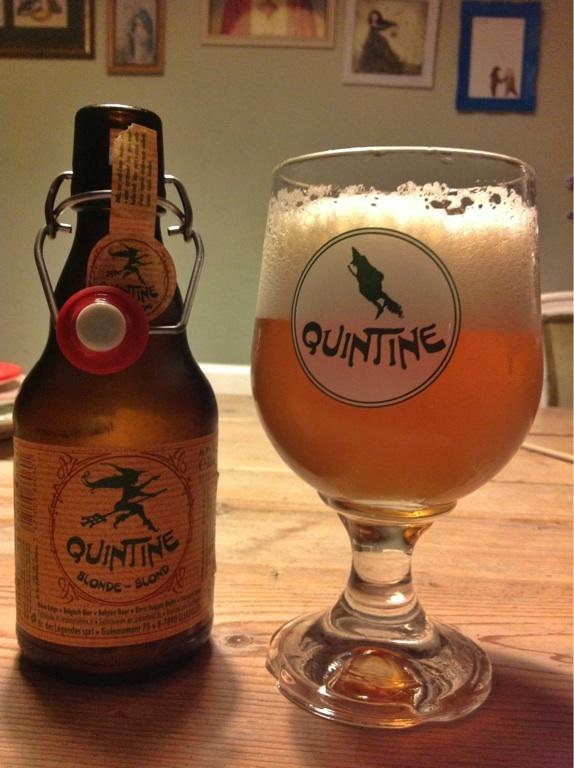 Quintine Blond (8%)