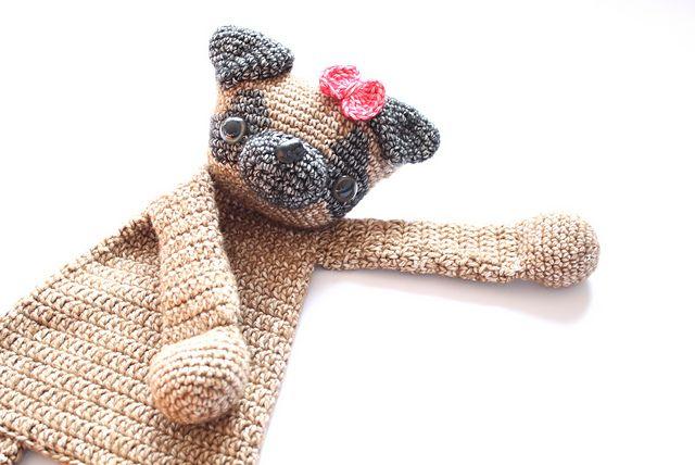Ravelry: Pug Puppy Ragdoll pattern by A la Sascha