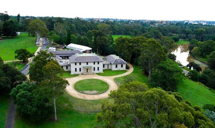 Old Government House - Parramatta Park