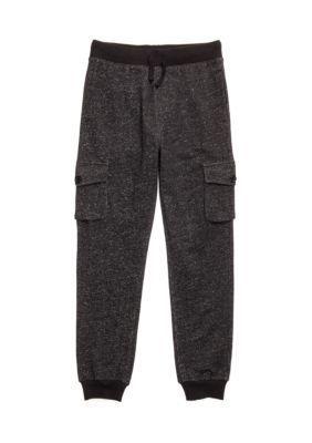 Red Camel  Knit Cargo Jogger Pants Boys 8-20