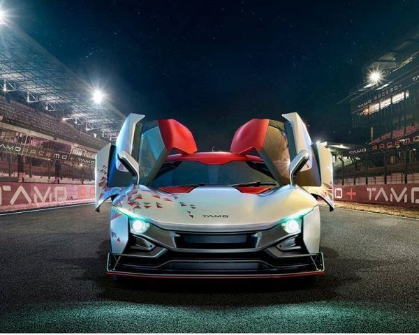 Sports Car Tata Motors Racemo Wins German Design Award Click here to read the full news....https://goo.gl/JvvCfj #TataRacemo
