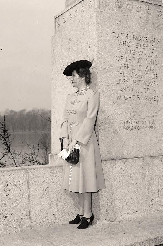 Titanic Memorial, Washington, D.C.
