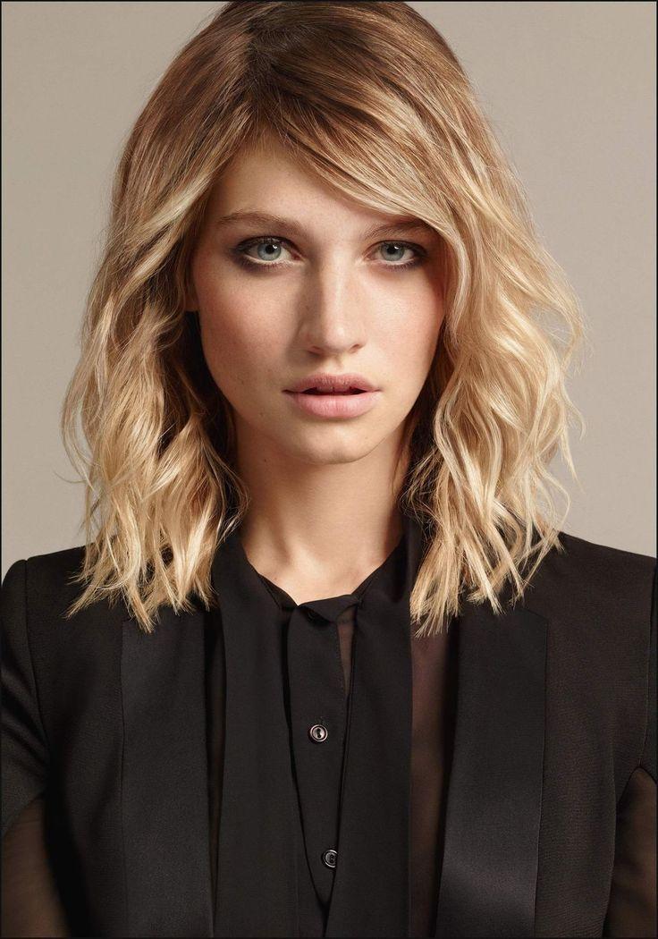 Schöne Erstaunlich Frisuren Mittellang Stufig Mit…