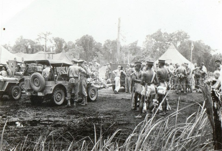 WWII-New Guinea-1942-1945