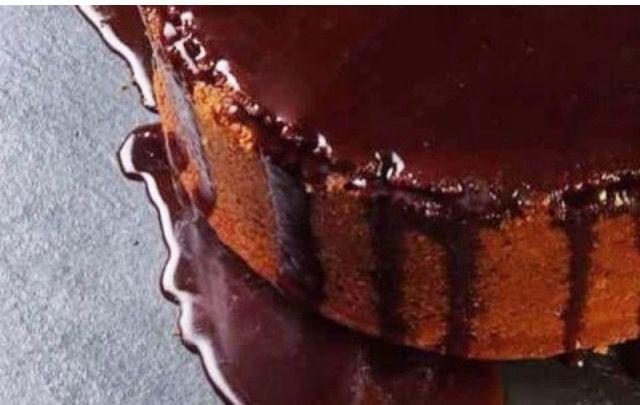 Glassa al cioccolato lucida   Per la ricetta completa clicca sul link del mio blog