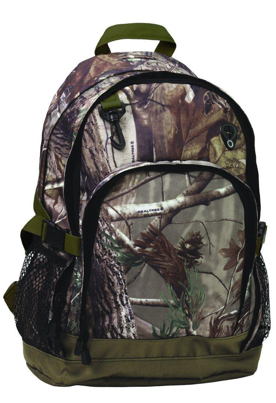 Realtree® Camo Backpack