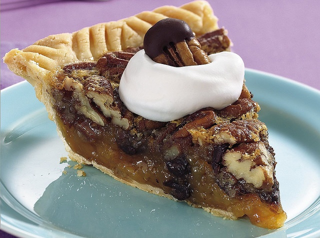 Chocolate Pecan Pie- Thanksgiving dessert?