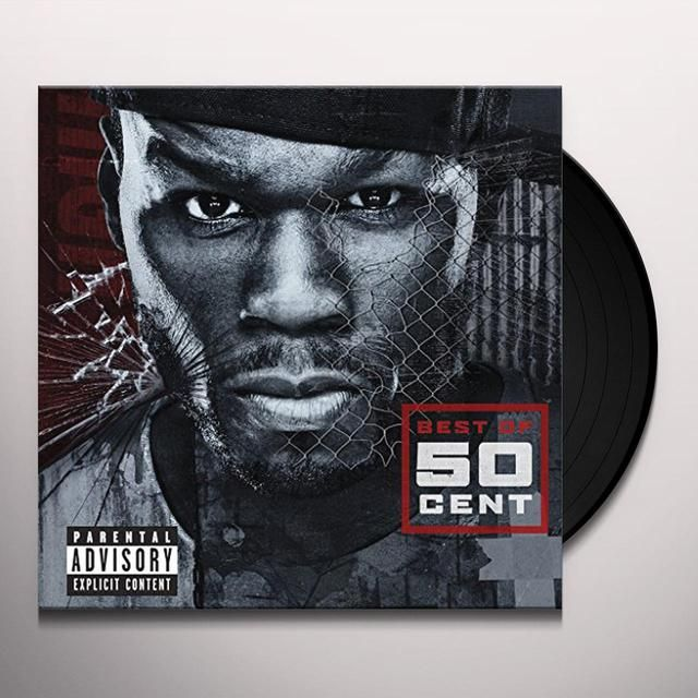 50 Cent Best Of Vinyl Record Vinyl Records Big Songs World