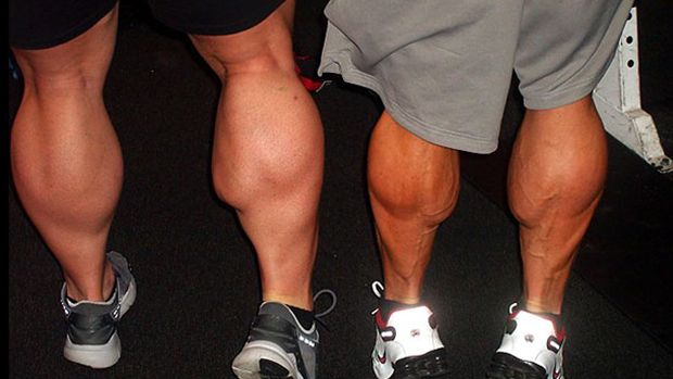 Calves are tough to grow. Take this simple test of strength, then use the no-machines workout provided to finally add some meat to yours.