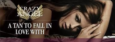Pop in for a gorgeous Crazy Angel Tan x