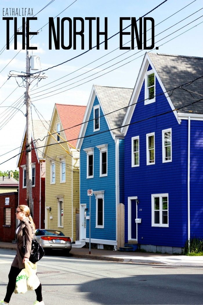 DINE | Your guide to the North End.  eathalifax.ca #halifax #novascotia