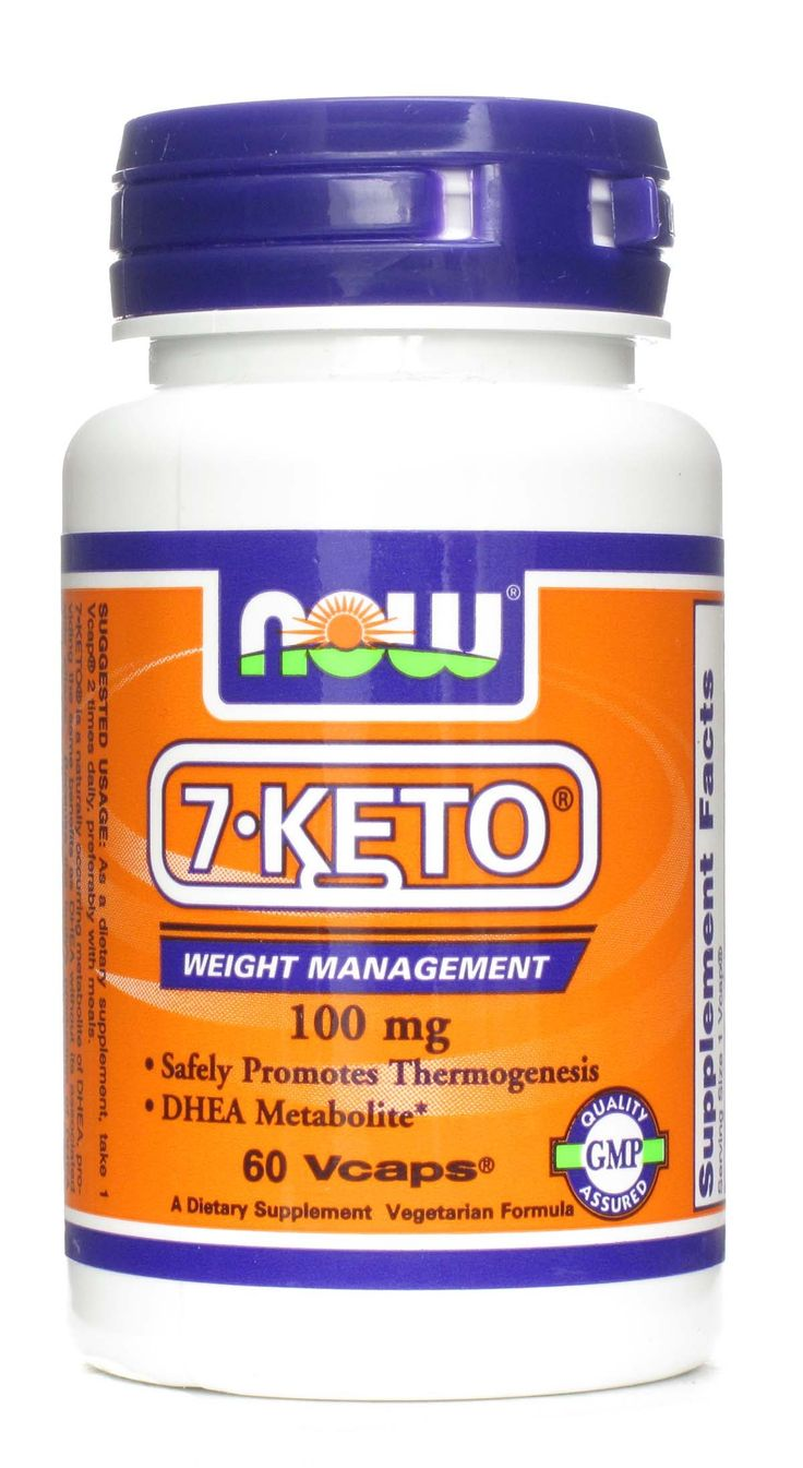 If your expanding belly is the result of a slowing metabolism, then 7-Keto may be the supplement you need. 7-Keto is a natural byproduct of the DHEA hormone in our own bodies that helps to keep us young. But as we age, the levels of DHEA and its byproduct 7-Keto drop – this begins to happen after you turn 30 – slowing your metabolism and resulting in weight gain.
