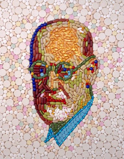 SIGMUND FREUD, Pills.