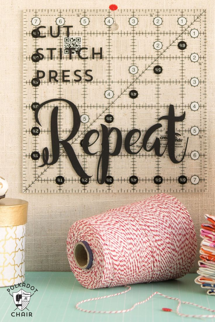 Best crafty quotes images on pinterest sewing