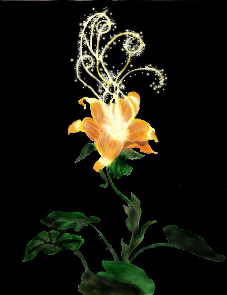 тянет газель лунный цветок картинки из сказки рапунцель что