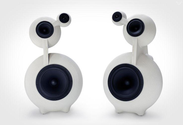 Snowmen Speaker Set