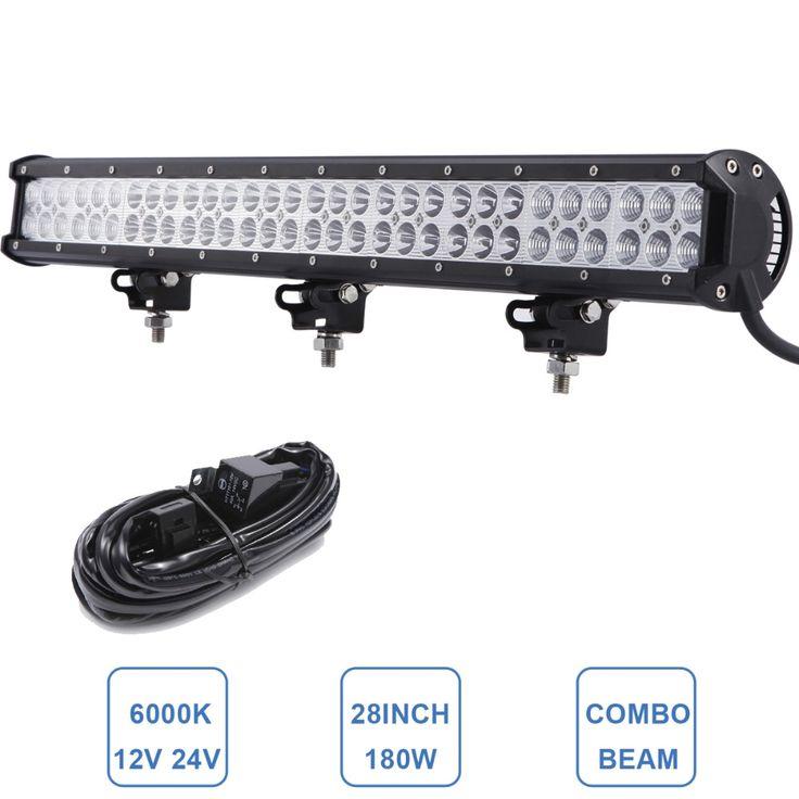 best ideas about boat trailer lights trailer 84 85 buy here 29 180w offroad led light bar 12v 24v car
