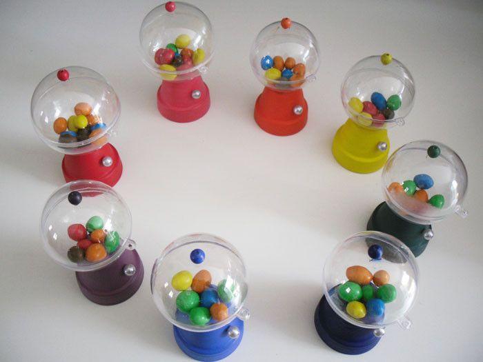 Tutoriel pour créer un distributeur de bonbons
