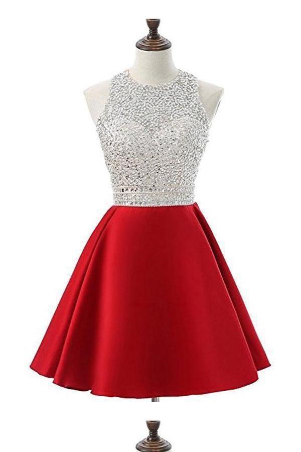 918c4642a16 Customized Beautiful 2019 Homecoming Dress