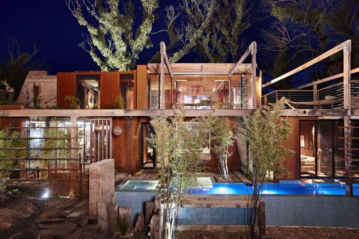 Callignee II – Regeneration, VIC- Grand Designs Australia, Bushfire house.. Love this house and its concept!!