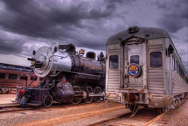 Arizona Railway Museum, Chandler, Arizona - By Thaddeus Roan