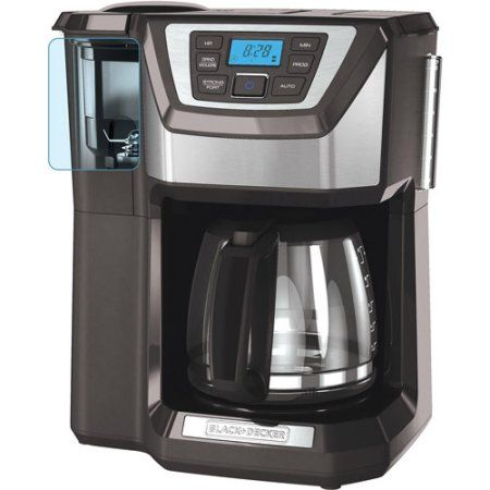 Black And Decker Coffee Maker User Manual : Black And Decker Mr Cappuccino Manual