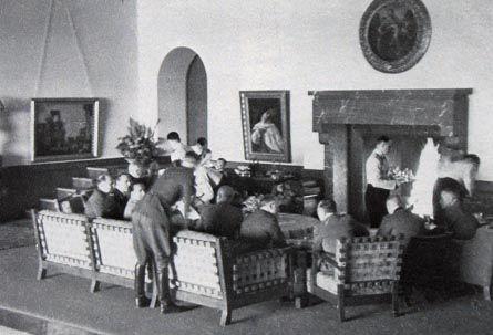 Berchtesgaden Interior 5 | Nazi Germany WW2 | Pinterest ...