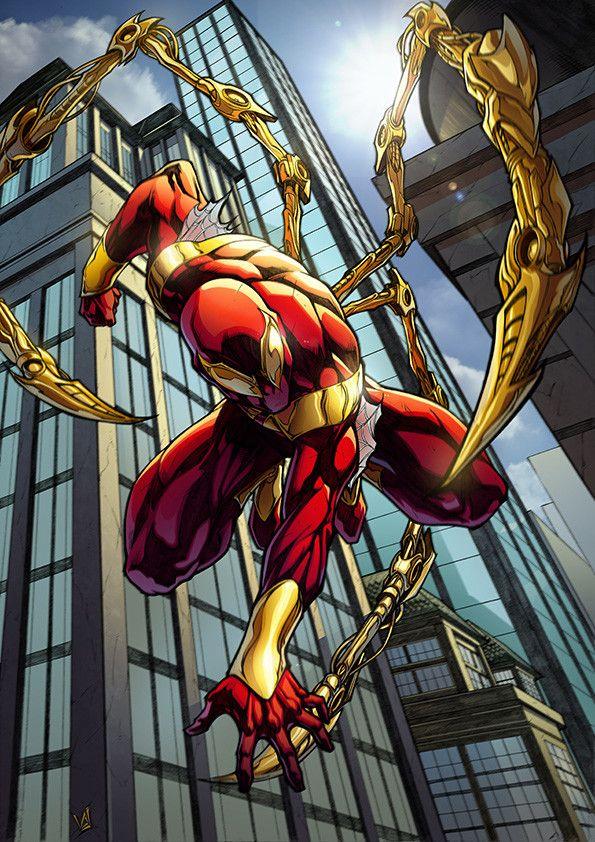 Iron Spider-Man | Alvaro Jimenez