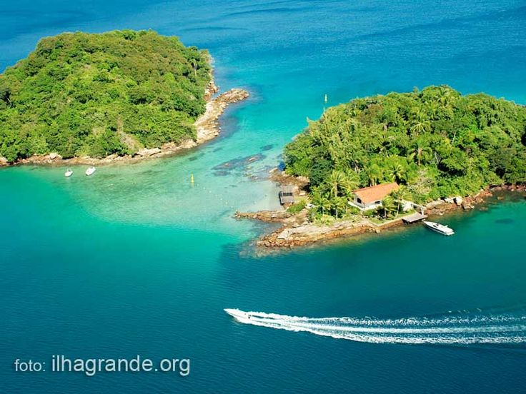 how to get from rio de janeiro to ilha grande