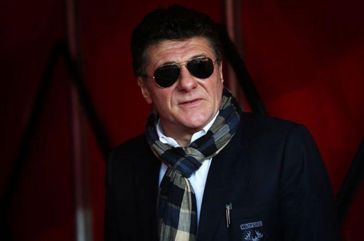 Alan Pardew: Walter Mazzarri upset after Crystal Palace boss sacked