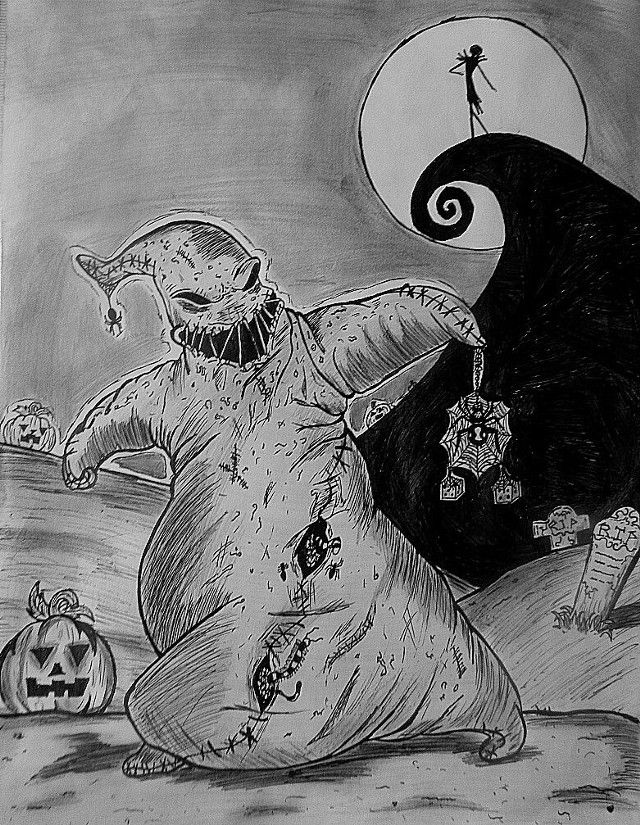 46 best Lineart Nightmare Before Christmas images on