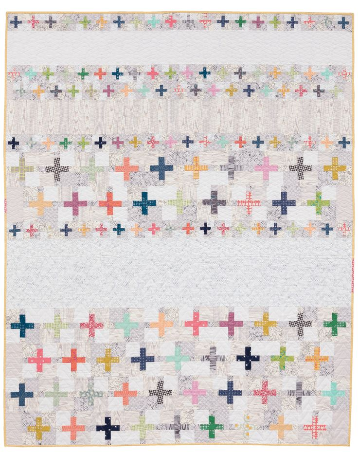 Modern Heritage Quilts :: The Comfort Quilt