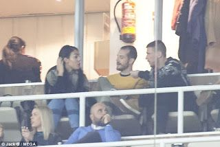 Cristiano Ronaldo's girlfriend Georgina Rodriguez watches on as forward breaks record for Real Madrid