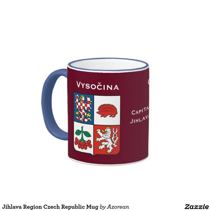 Jihlava Region Czech Republic Mug