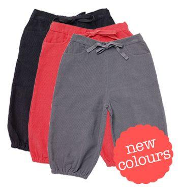 Frankie Cord Pants