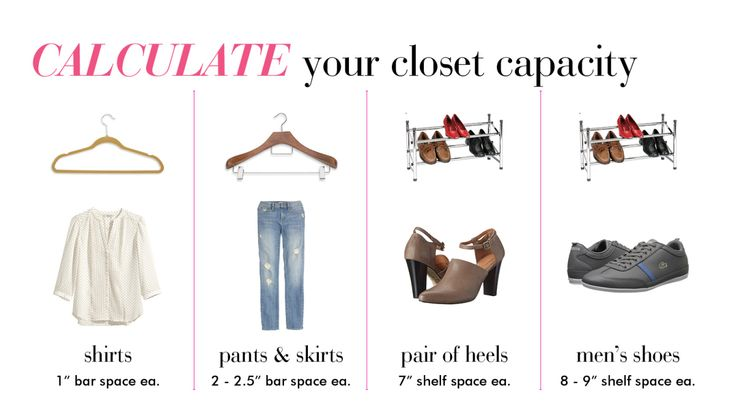 301 Best Images About Closet Organization Tips On