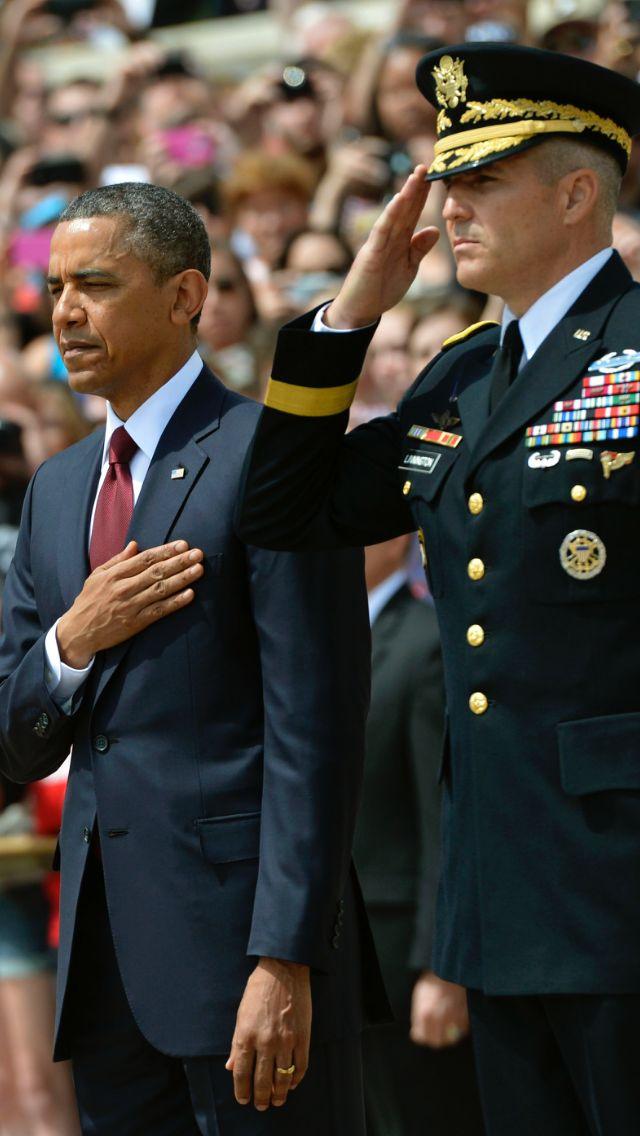 President Obama : )