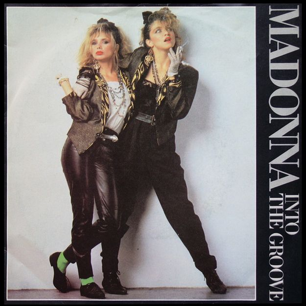 """""""Into the Groove""""   17 Madonna Songs From The '80s That Will Instantly Put You In A Good Mood"""