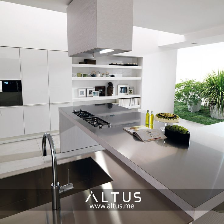 Marvelous Alineal System By Euromobil, Made In Italy. Www.Altus.me #Kitchens · Modern  Kitchen DesignsContemporary ... Good Ideas