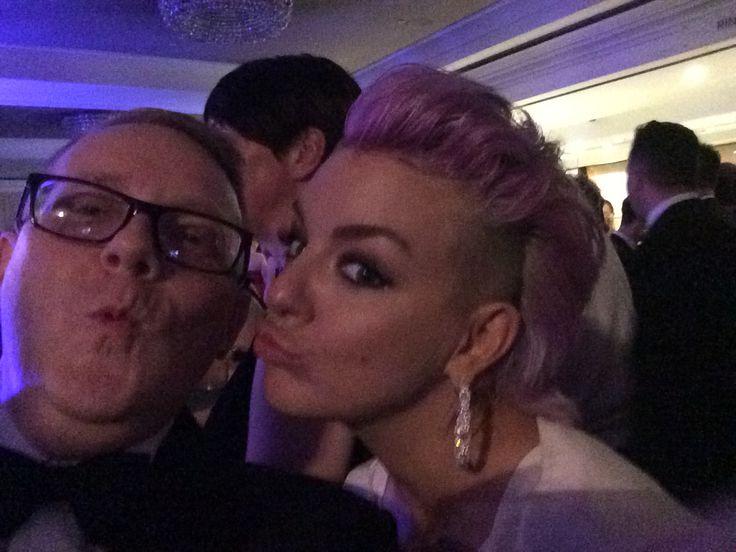 Sheridan Smith and I