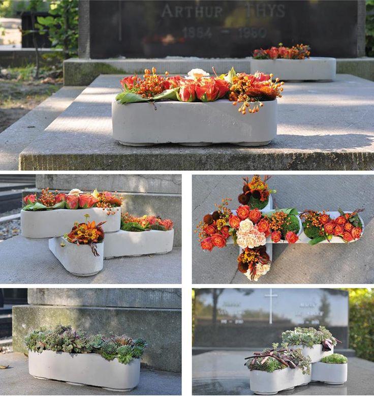 Z okazji nadchodzącego dnia Wszystkich Świętych, prezentujemy przykładowe kompozycje z zastosowaniem naszych betonowych donic BRIQ.  http://zielonekaskady.pl/?page_id=173