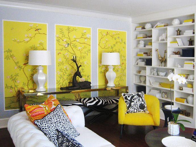 #Plakaty to efektywna forma #dekoracji #salonu!